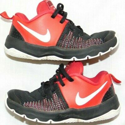 bcbc7705daad71 Youth Boys NIKE Team Hustle Quick PS 922681 Basketball Sneakers Shoes Sz  1.5 Y