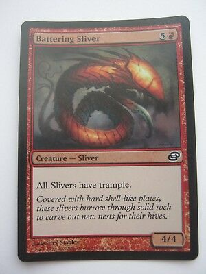 BATTERING SLIVER FOIL - PLANAR CHAOS - Magic The Gathering Cards - MTG