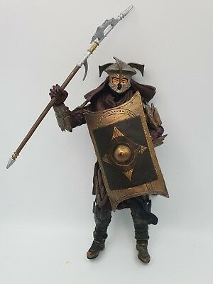 Lord of the rings EASTERLING Action Figure TOYBIZ  VERY good condition!