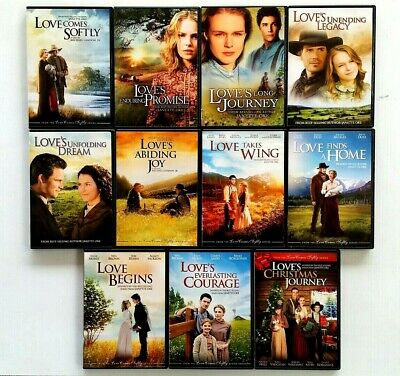 Complete Love Comes Softly Collection: ALL 11 MOVIES (DVD, 11-Disc Set)