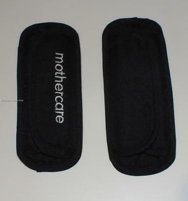 Mothercare Roam harness pads to fit the seat unit - Black