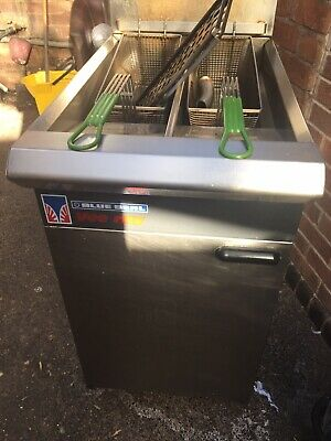 commercial gas fryer