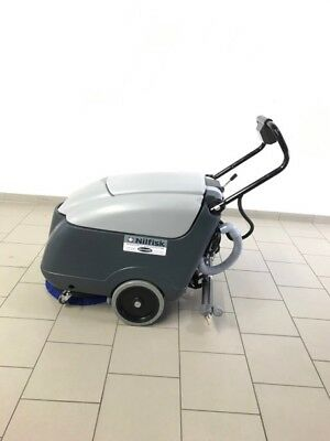 Nilfisk SC337B SCRUBBER DRYER WITH NEW BATTERY