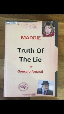 English Madeleine McCann The Truth Of The Lie Paperback Book Gonçalo Amaral