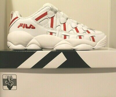 FILA SPAGHETTI 95 Men's Basketball Sneakers Shoes White