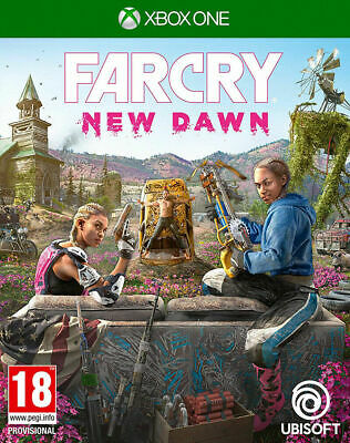 Far Cry New Dawn Xbox One Gioco Nuovo Sigillato Italiano Farcry Dvd Cd Originale