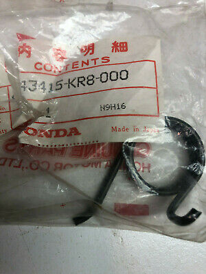 NOS Honda FATCAT TR200 TLM220R Rear Brake Panel Return Spring 43415-KR8-000