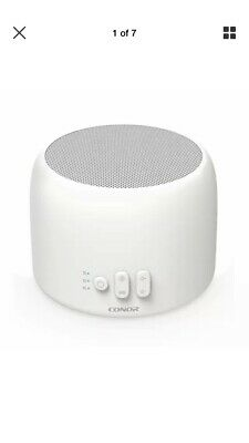 White Noise Machine, Conor High Fidelity Sound 24 Unique Fan Sounds & with...