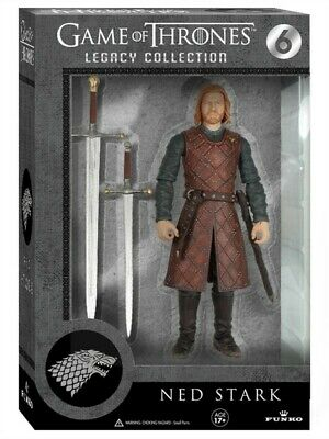 """Game of Thrones Funko NED STARK #6 Series 1 Legacy Collection Figure 6"""""""
