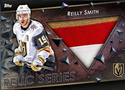 18-19 RELIC MARATHON AWAY REILLY SMITH Topps NHL Skate Digital Card