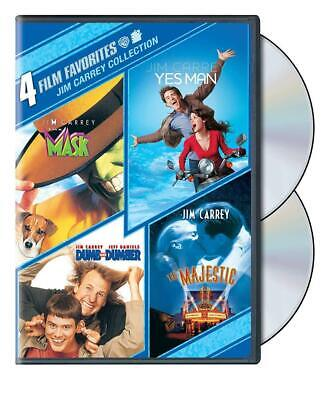 4 Film Favorites: Jim Carrey (Dumb and Dumber, The Majestic, The Mask, Yes Man)