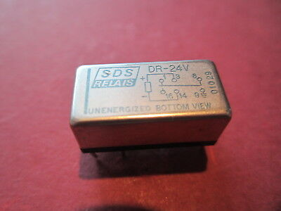 C2 High Speed Dil Reed Relay Aromat Sds Relais Dr-24V Rockman Stompbox
