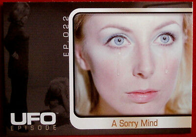 UFO - INDIVIDUAL Base Card #087 - The Psychobombs - A Sorry Mind, Cards Inc  2004