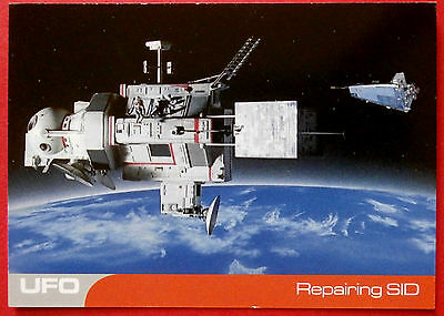 UFO - Card #43 - Repairing SID - Unstoppable Cards Ltd 2016