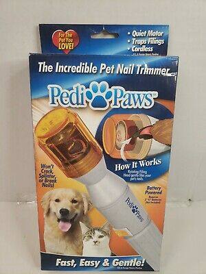 PediPaws : The Incredible Pet Nail Trimmer for cats and dogs