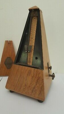 Antique French Paquet Maelzel Metronome