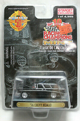 Racing Champions 1:64 Scale MINT Target Exclusive '56 CHEVY NOMAD (BLACK)