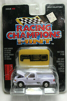 Racing Champions 1:64 Scale MINT 1997 FORD F-150 (WHITE)