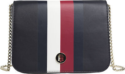 1944fea4804df Tommy Hilfiger Honey Crossover Corp Womens Bag Messenger - Corporate One  Size