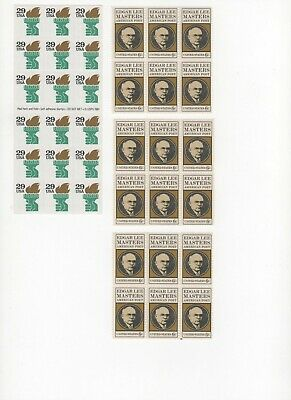 35 Cent Postage Combo Stamps Enough to Mail 18 Postcards - Face Value $6.30