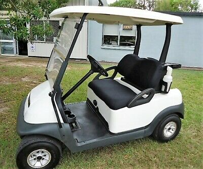 GOLF BUGGY / CART  2005 Club Car PRECEDENT - 48 Volt  Goes well - NEW Batteries