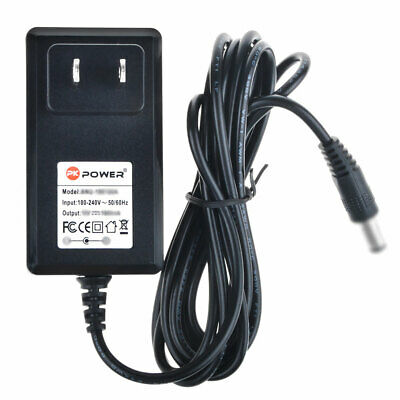 PKPOWER 9V 1A Adapter Charger for Jim Dunlop GCB95 Cry Baby Wah Guitar Pedal PSU