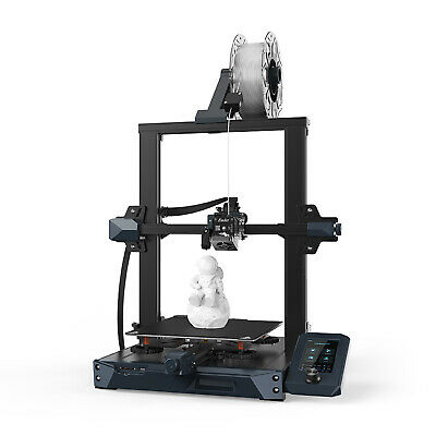 Creality Ender-3 Pro Upgraded 3D Drucker 220x220x250mm V-Schlitz MK-10 Resume