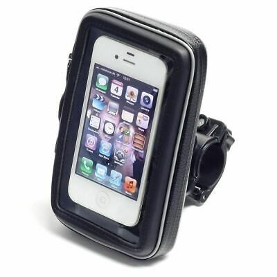BikeTek Smart Phone Motorcycle Motorbike Handlebar Mount Holder iPhone Sat Nav