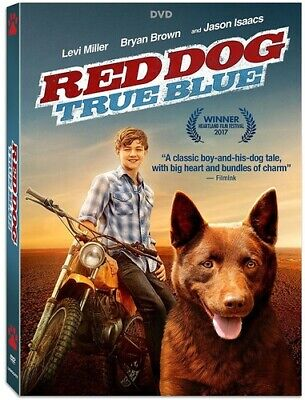 Red Dog: True Blue DVD NEW