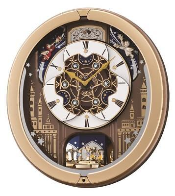 Seiko Melody in Motion Clock QXM350G RRP £235.00 Our Price £187.95