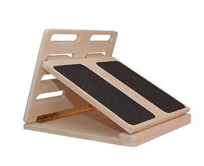 Slant Board Calf Stretcher as used in the Egoscue Method. $15 shipping