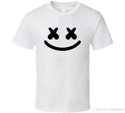 LONG Sleeve DRIP Marshmello T shirt DJ Mellow Dance House Music Tour DotCom EDM