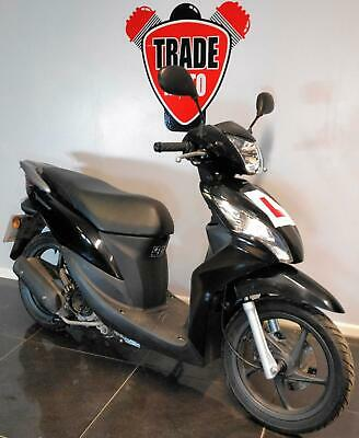 2015 65 Honda Nsc50-F 50 Vision Moped Scooter Project Hpi Clear Runs & Rides 4K