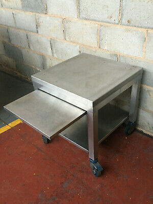 Stainless Steel Extendable Prep Table / Oven Stand