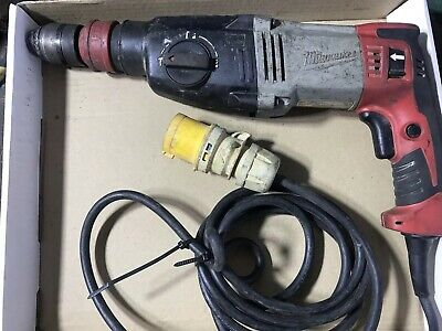 Milwaukee PH30 Power X  3 Mode Hammer Drill 110v