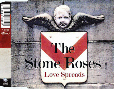 The Stone Roses - Love Spreads (CD)