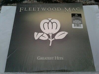 Fleetwood Mac Greatest Hits Vinyl LP, New