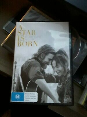 A Star Is Born Dvd,watched once,like new
