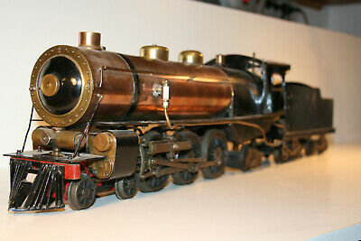 Amerikanische od. Kanadische Live Steam Coal Fired. Spur 1, G Gauge 45mm,