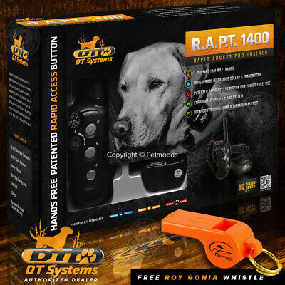 DT Systems Rapid Access Pro Trainer RAPT 1400 - FREE ROY GONIA WHISTLE