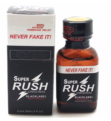 Poppers The REAL Amsterdam 30ml - Aphrodisiaque Sexe Stimulant Homme Femme