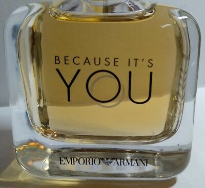 ARMANI. Because It's You. EDP 100 ml