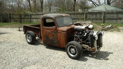 1946 Chevrolet Other Pickups  1946 Chevy Rat Rod