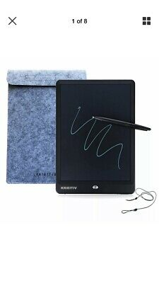 KRIEITIV 10 inch LCD Writing Tablet Electronic Drawing Board Doodle Pad...