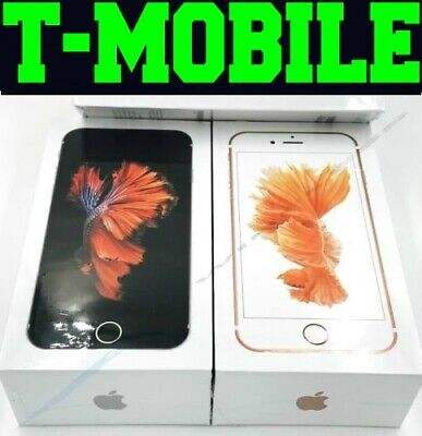 Apple iPhone 6S - 16GB / 32GB / 64GB (T-MOBILE)  CLEAN IMEI  **NEW OTHER**