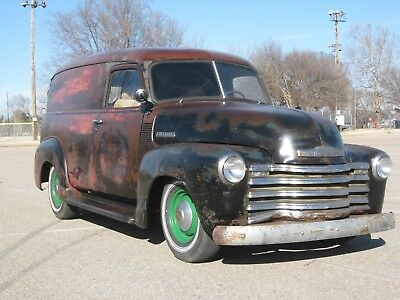 1949 Chevrolet Other Pickups  1949 Chevy 3100 Panel Truck