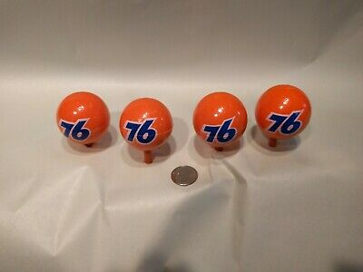 4X Union 76 Antenna Balls Topper Gas & Oil Collectible Topper New Old Stock