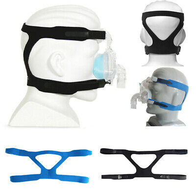4 Points Universal Replace Headgear Headband Strap for CPAP Nasal Face Mask Atom
