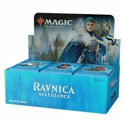 Magic The Gathering: RAVNICA ALLEGIANCE BOOSTER BOX, Factory Sealed