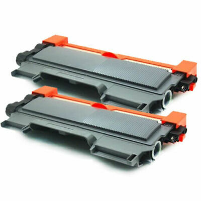 For Brother TN-450 Black 2pk Toner Cartridge HL-2270DW 2280DW 7460DN MFC-7360N